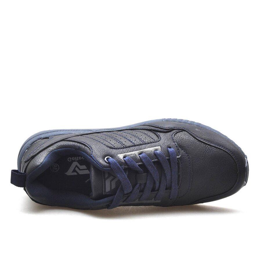 Zilas botes, brīvā laika sieviešu apavi