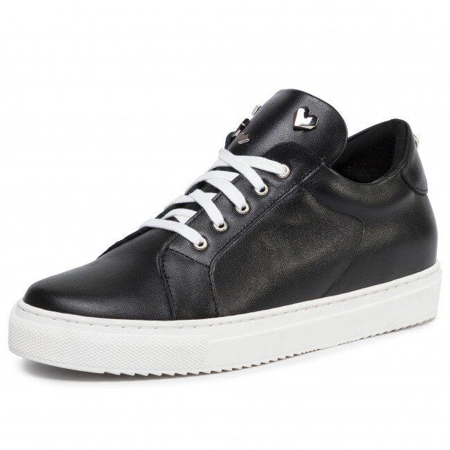 Ādas sneakers, brīvā laika apavi