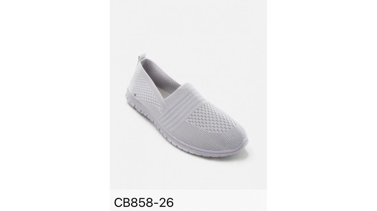 Bella Paris pelēki sliponi, sieviešu brīvā laika apavi