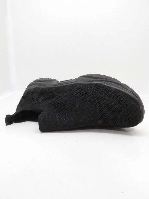 Sliponi, melnā krāsā sieviešu brīvā laika apavi