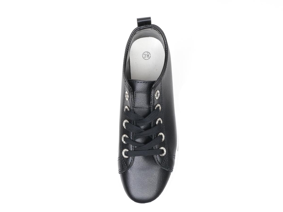 Sieviešu melnas botes, brīvā laika apavi