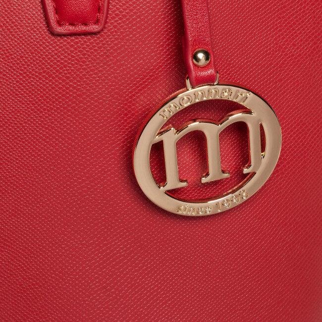 Monnari sarkana sieviešu soma