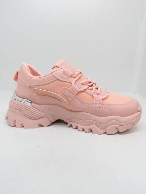Botes, rozā brīvā laika sieviešu apavi
