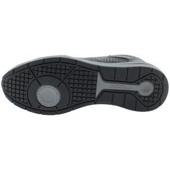 Pegada ādas apavi, melnas vīriešu brīvā laika kurpes