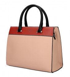 David Jones rozā sieviešu soma
