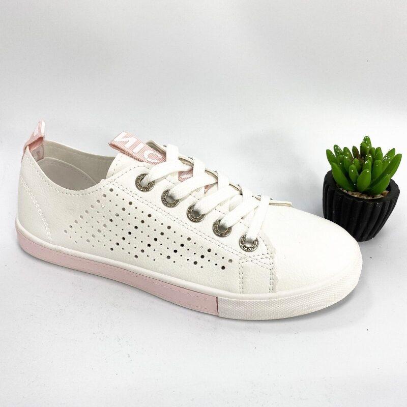 Bella Paris baltas botes, brīvā laika apavi