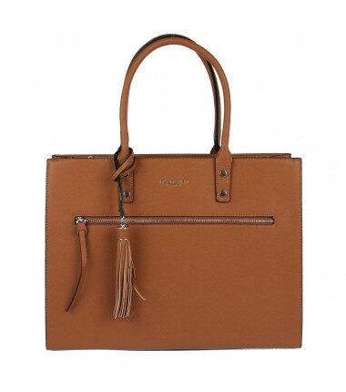 Flora&Co liela, brūna sieviešu soma