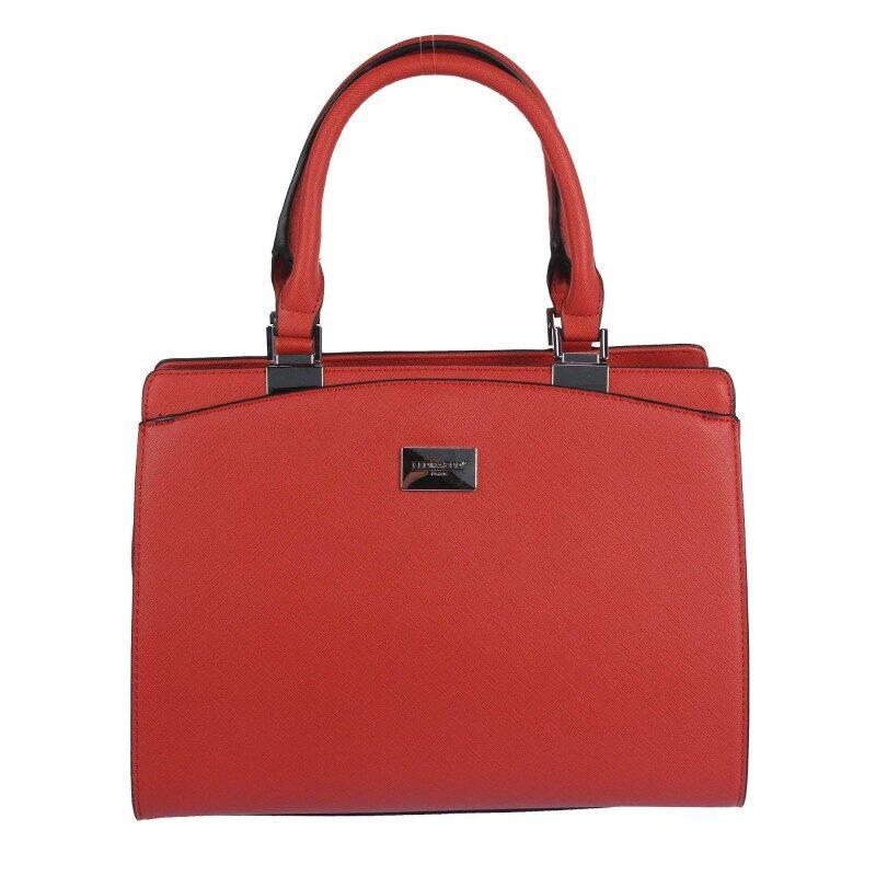 Flora&Co sarkana sieviešu soma