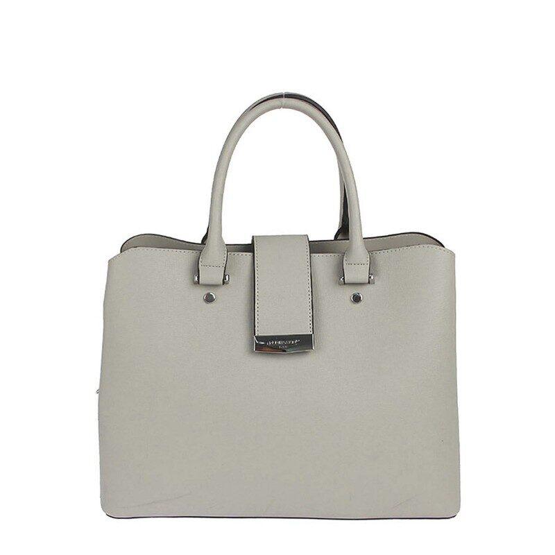 Flora&Co pelēka sieviešu soma