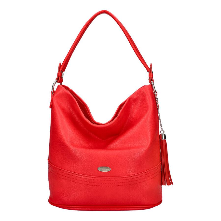 David Jones sarkana sieviešu soma