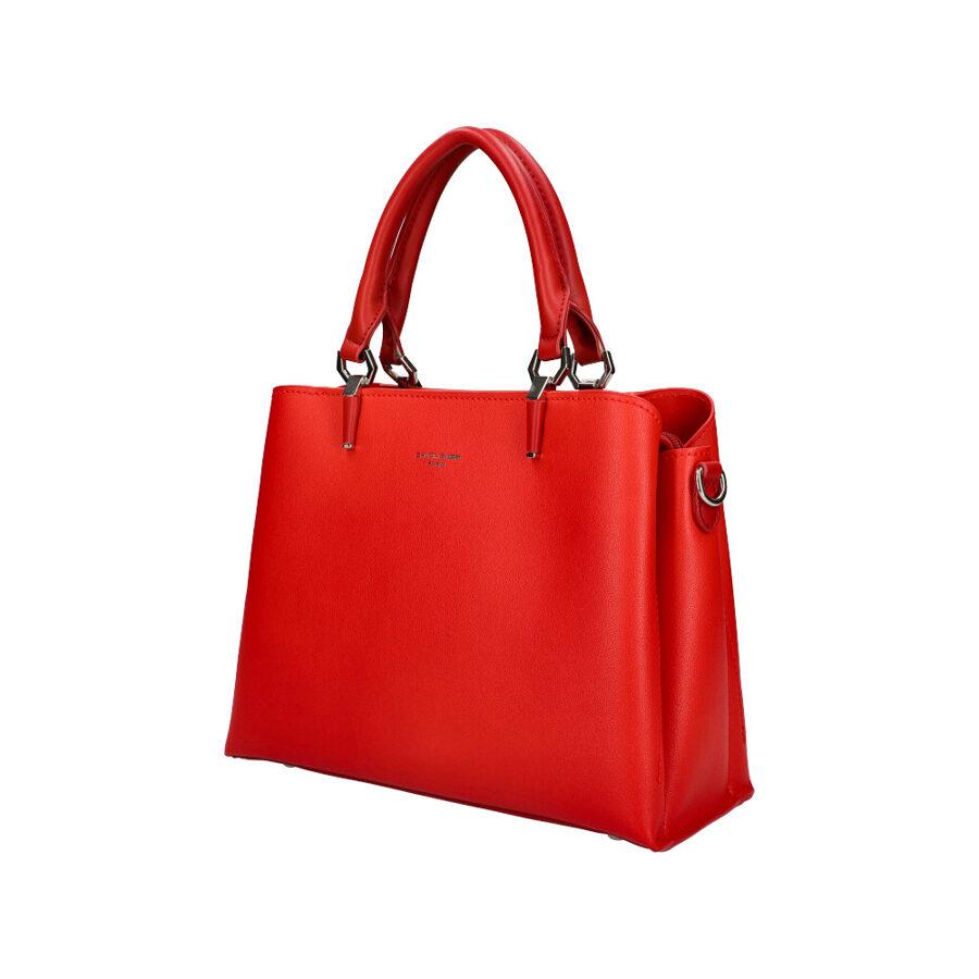 David Jones neliela, sarkana sieviešu soma