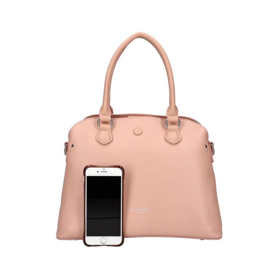 David Jones neliela, rozā sieviešu soma