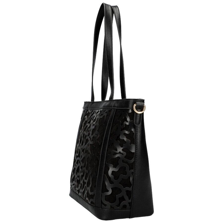 AM Montreux liela,  melna sieviešu soma