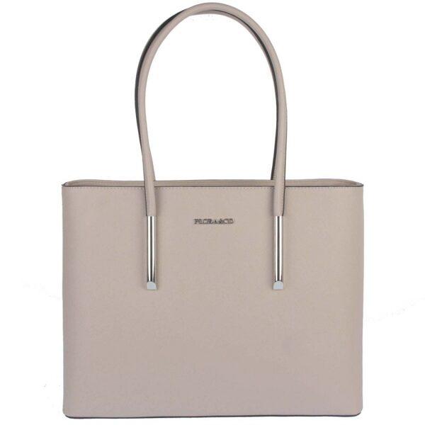 Flora&Co bēša sieviešu soma