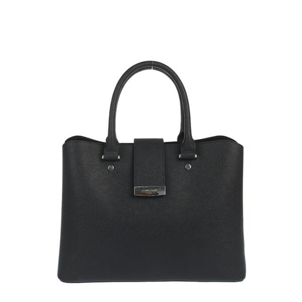 Flora&Co melna sieviešu soma